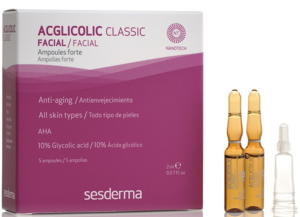 Acglicolic Classic Forte Ampoules – Ампулы с гликолевой кислотой